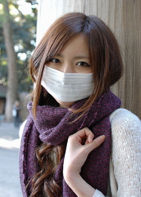 """""""Why do Japanese people wear surgical masks? It's not always for healthreasons."""" Very entertaining article that was quite informative too, I always thought it was just fashion/don't spread germs XD"""