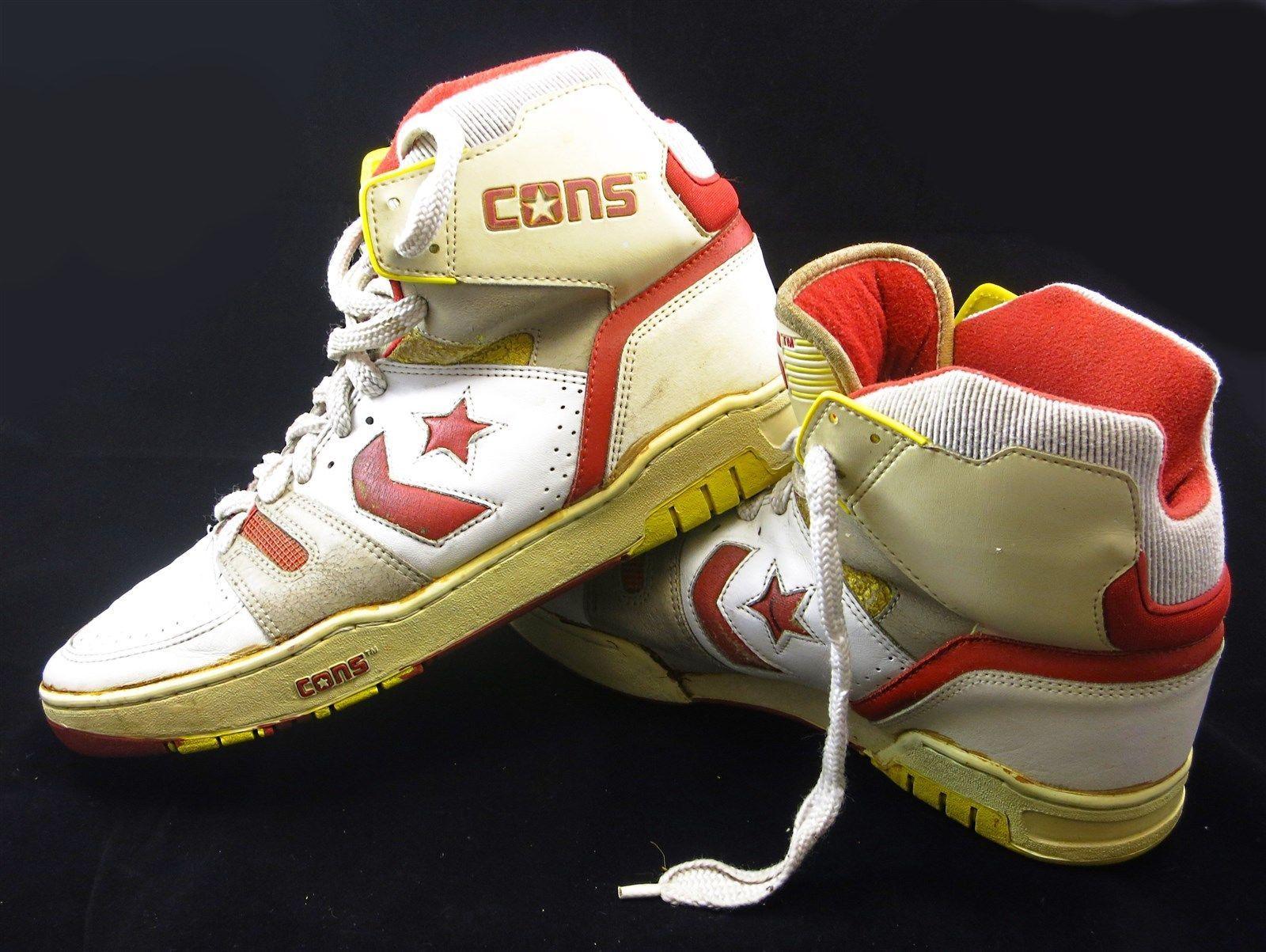52eb5138e48 Vintage Converse ERX 200 Mens 13 13 5 US High Top NBA Basketball Shoes ERX  200