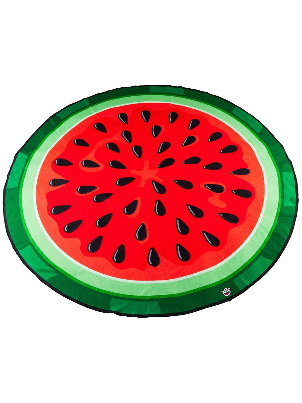Buy big mouth toys watermelon beach towel online at blue