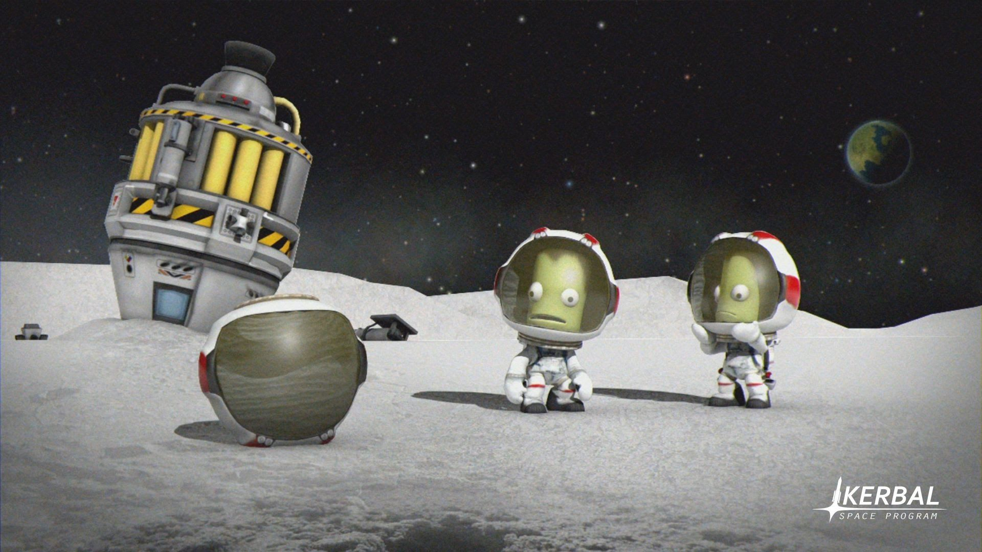 New Kerbal Space Program Expansion Free For Early