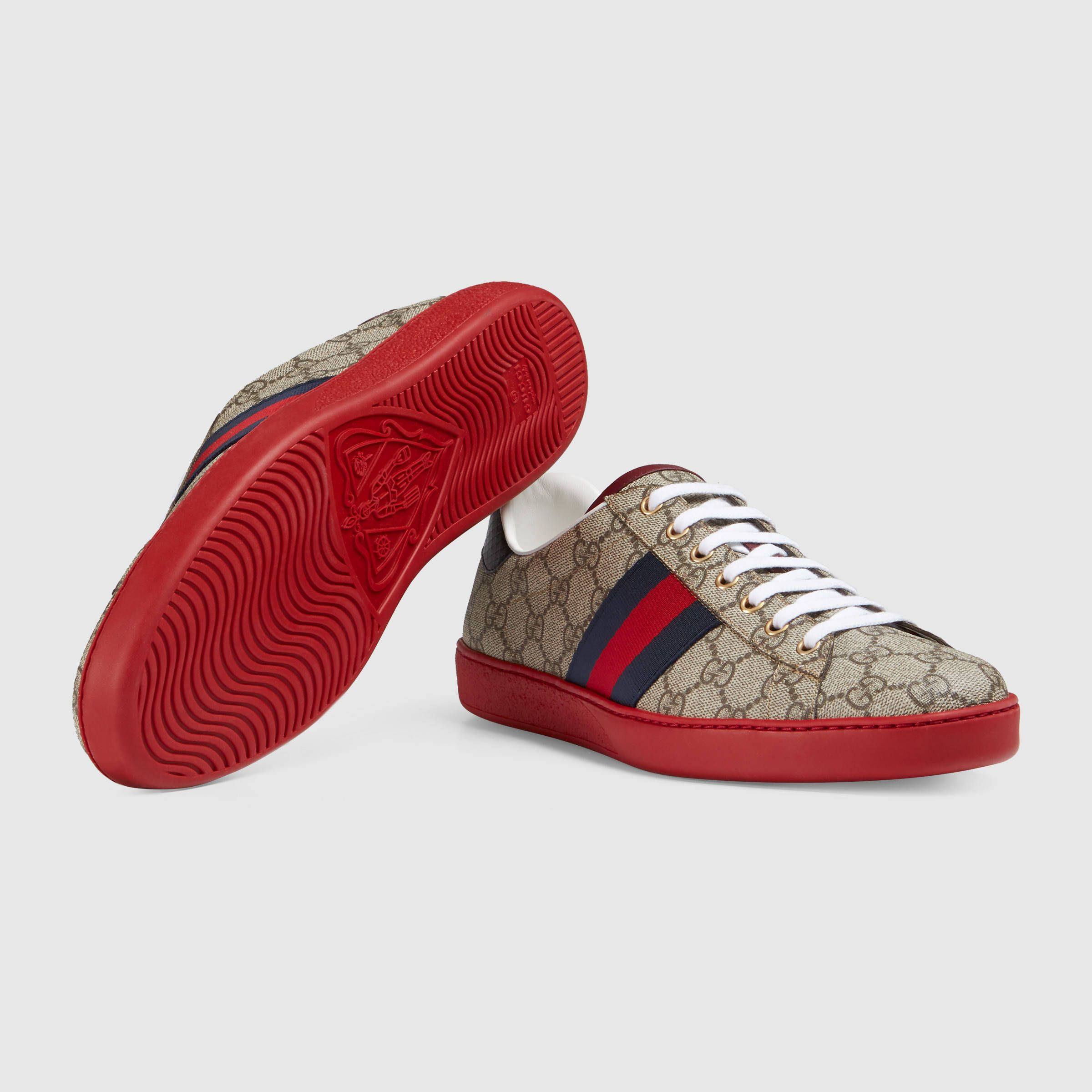 0f3c22e12 Ace GG Supreme sneaker in 2019 | My Style | Sneakers fashion outfits ...