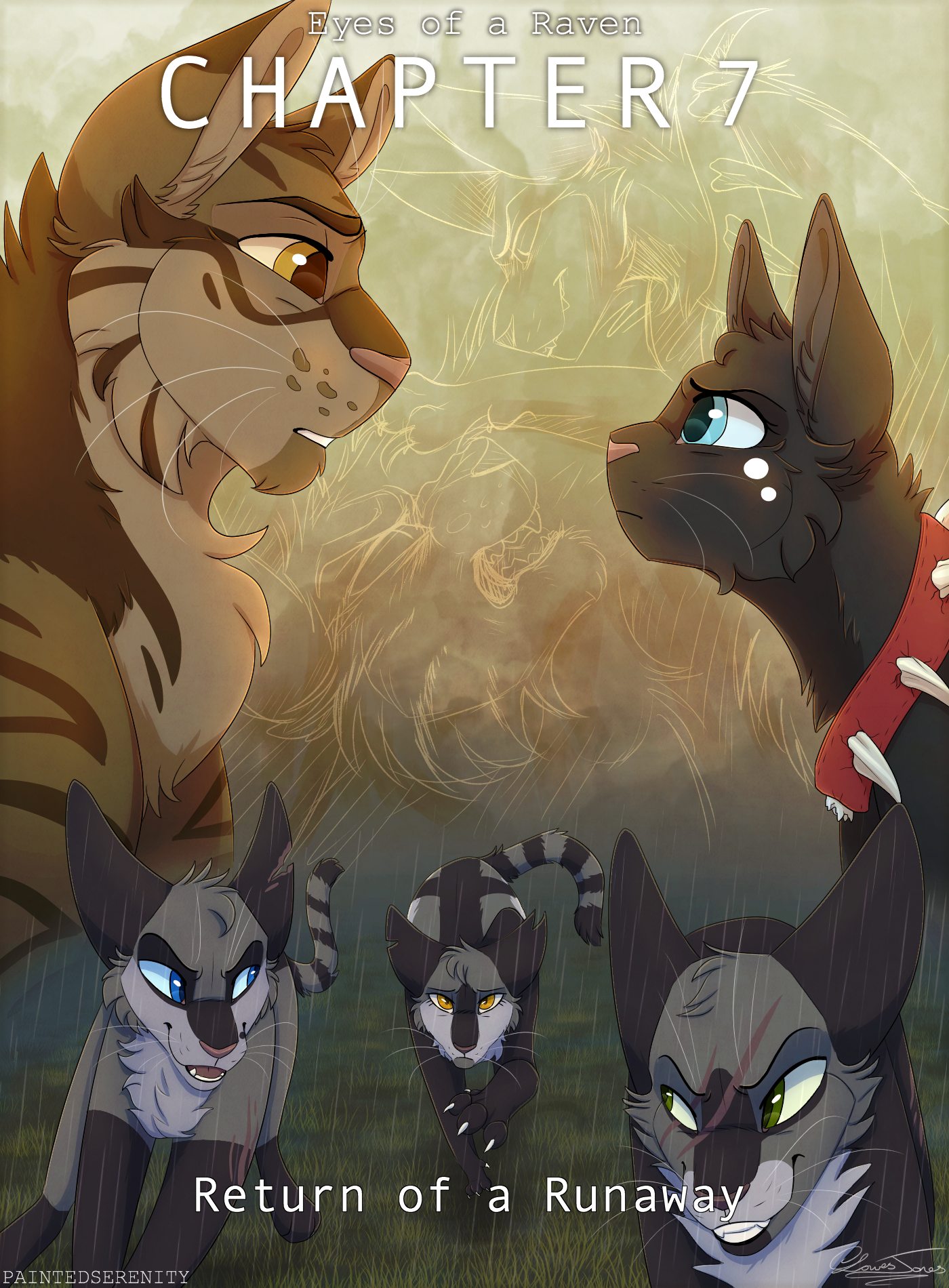 E.O.A.R Page 193 by PaintedSerenity Warrior cats
