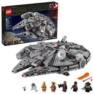 Toy Building Sets Kits Target Millennium Falcon Lego Lego Star Wars Sets Millennium Falcon
