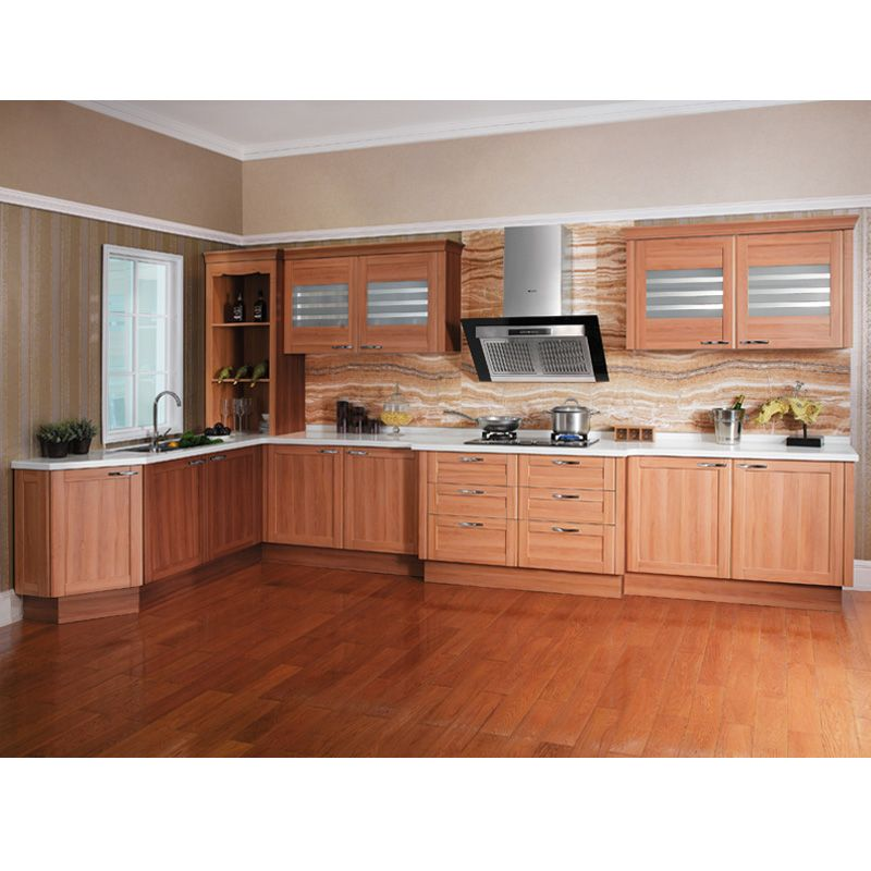 Pvc kitchen cabinet model op12 x118 decor pinterest for Model kitchens with white cabinets