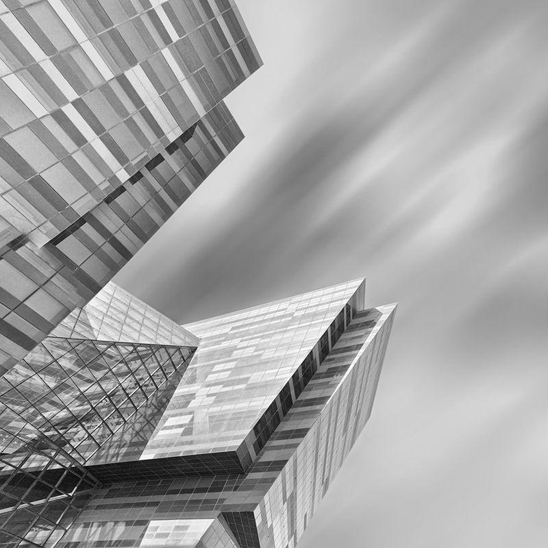 Al Hitmi, Doha Qatar   Architect : NORR   Photo © Pygmalion Karatzas