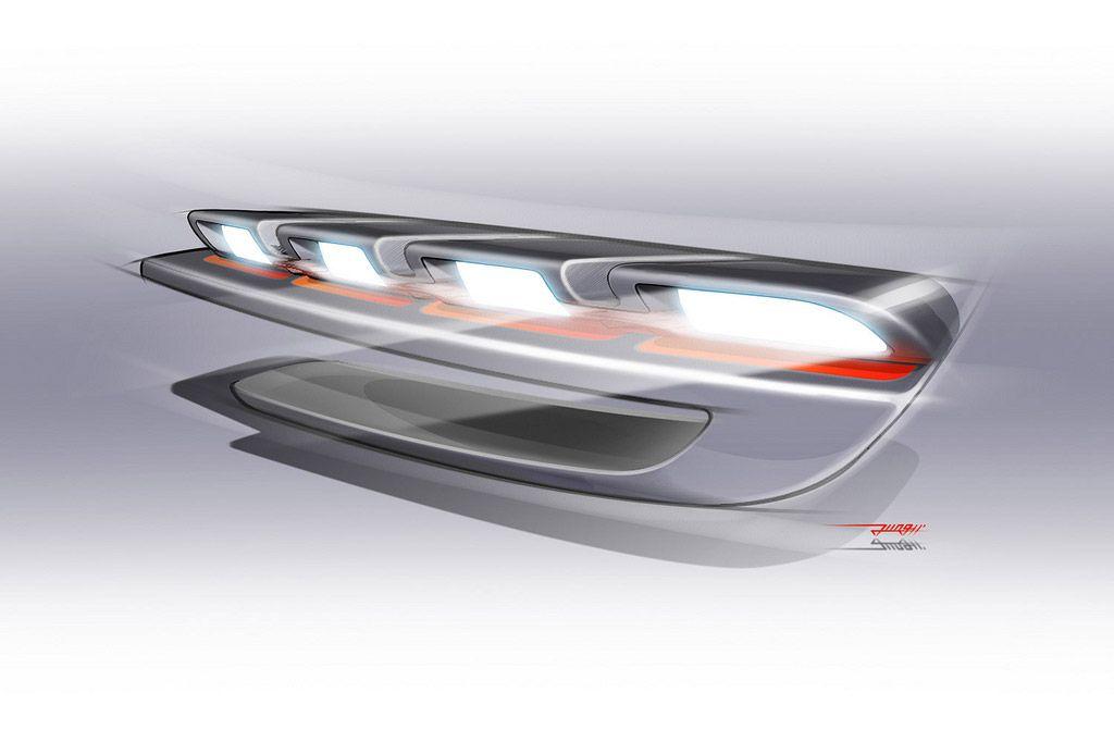 Volvo Concept You Headlight Design Sketch | Car design, Automotive