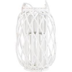 Photo of Lantern white 40 cm Mauritius BelianiBeliani