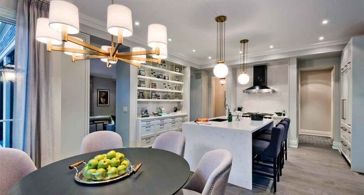 House Tour | Princess Margaret Lottery Home | Interiors By Brian Gluckstein