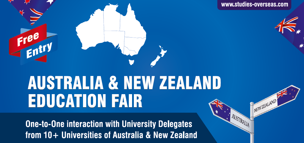 Participate in the Biggest Overseas Education Fair for