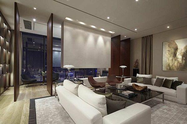Wohnzimmer modern einrichten-Räume modern zu gestalten, ist ein ...