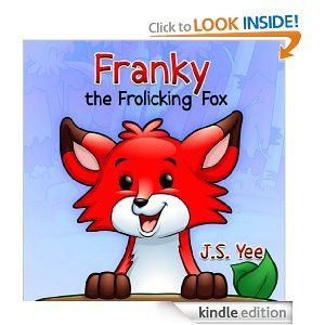 Children Ebook Franky the Frolicking Fox (Color Picture
