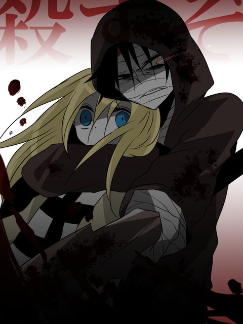 angel of death anime - photo #26