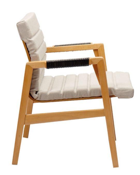 Aarne Ervi; 'Porthania' Chair, 1957.