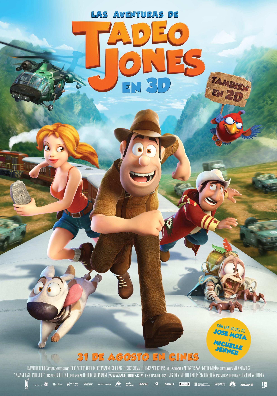 As Aventuras De Tadeo Jones Mega Filmes Online Cinema Infantil As Aventuras De Tadeu