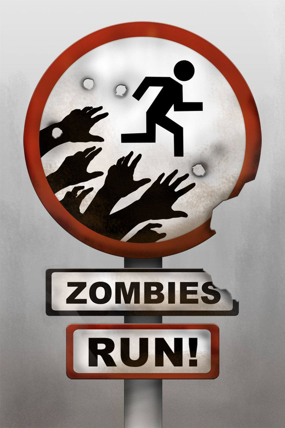 The New Running Game Where 'Zombies' Chase You Zombie