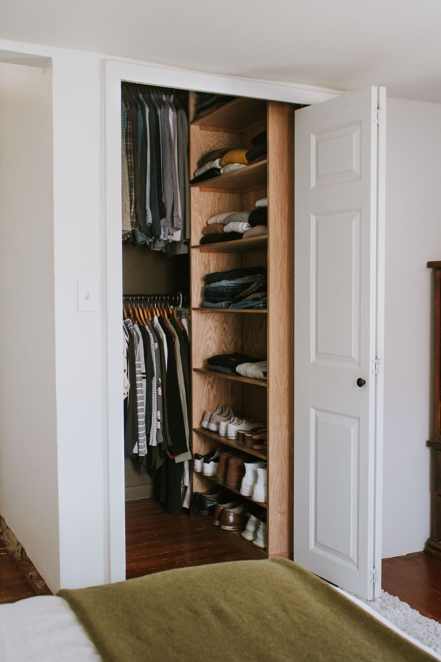 4 day closet makeover nadine stay in 2020 closet