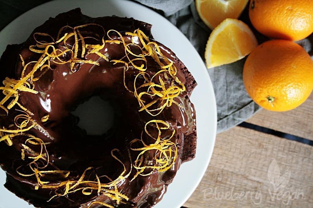 Leckerer Schoko Orangen Kuchen Schoko Lecker Kuchen