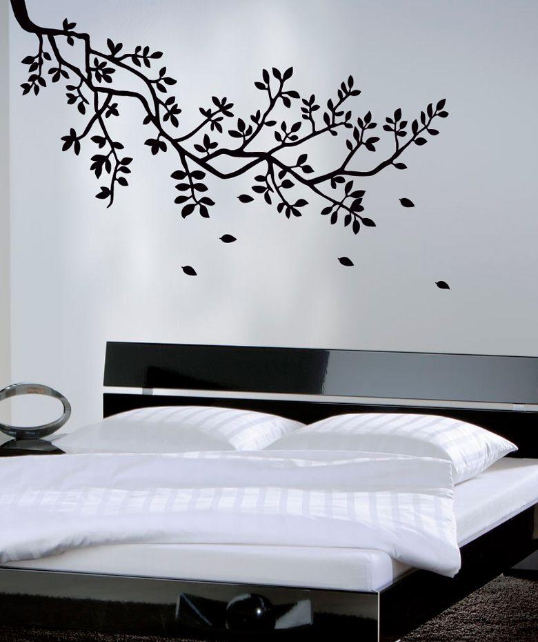 Rama vinilo adhesivo decoraci n de paredes cop encuentra m s vinilos adhesivos en - Decoracion paredes vinilos adhesivos ...