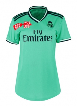 2019 20 Cheap Women Jersey Real Madrid 3rd Replica Soccer Shirt 2019 20 Cheap Women Jersey Real Madrid 3rd Replica Affordable Shirts Soccer Jersey Real Madrid