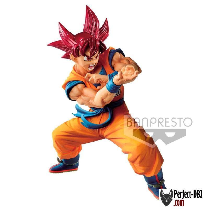 Dragon Ball Super Son Goku Blood of Saiyans Special VI Figure
