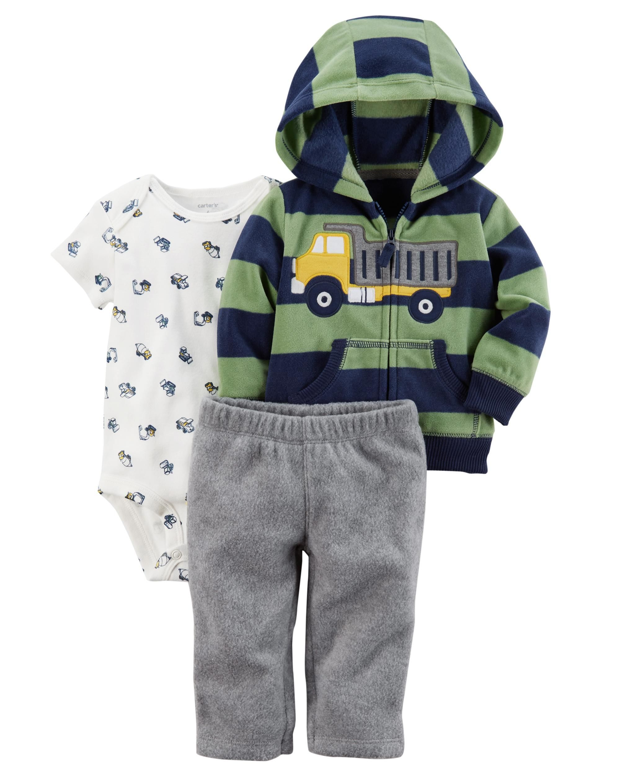 Baby Boy 3-Piece Little Jacket Set   Carters.com   Надо купить ... 99923046fd