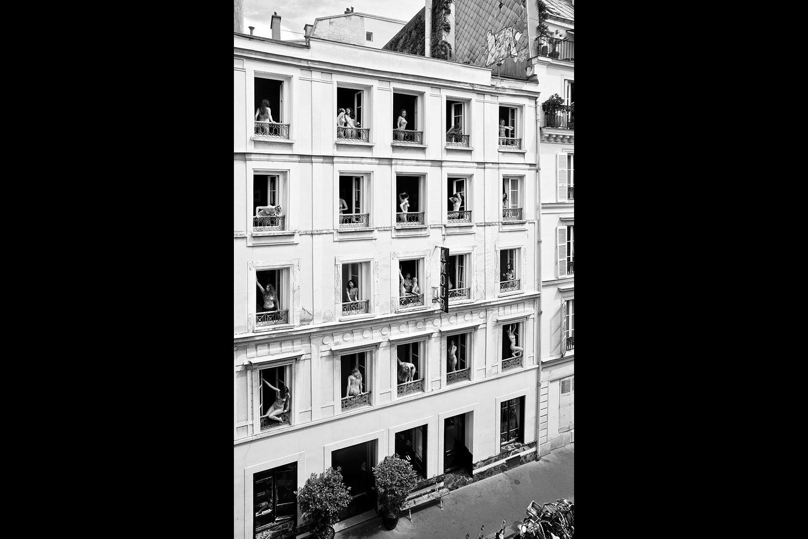Hotel Amour 1 Paris France Travel Europe