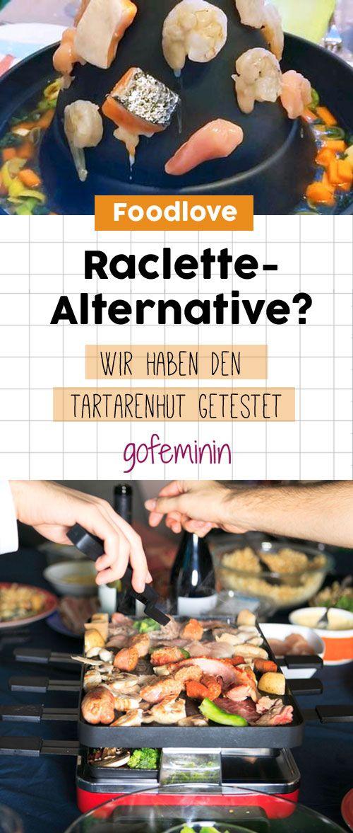 Raclette Käse Alternative