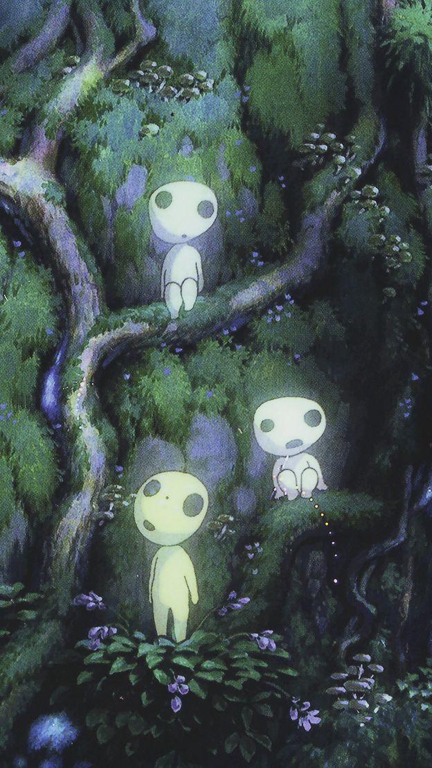 Princess Mononoke (1997) - #japonaise #Mononoké #Princess - Neue Deko-Ideen