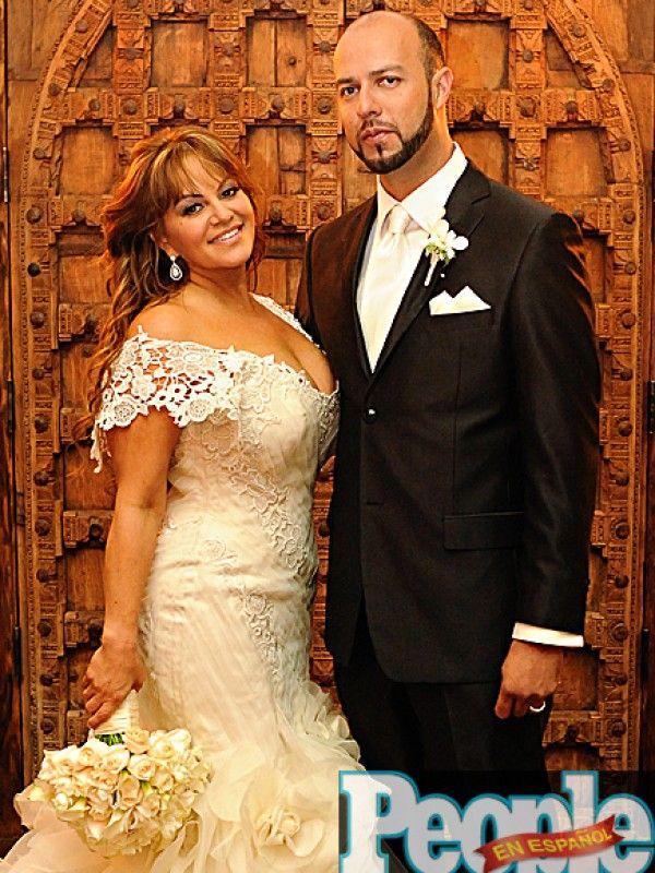 Jenni Rivera & Esteban Loaza | Celebrity & Royal Weddings ...