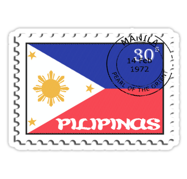 Mock Philippine Postage Stamp X2f Be Sure To Check Out My Shop For More Great Filipino Designs Also Buy This Artwork Print Stickers Sticker Design Stamp
