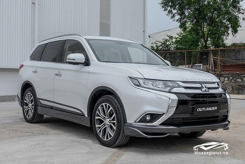 Gia Xe Mitsubishi Outlander Mazda Việt Nam Va Vans