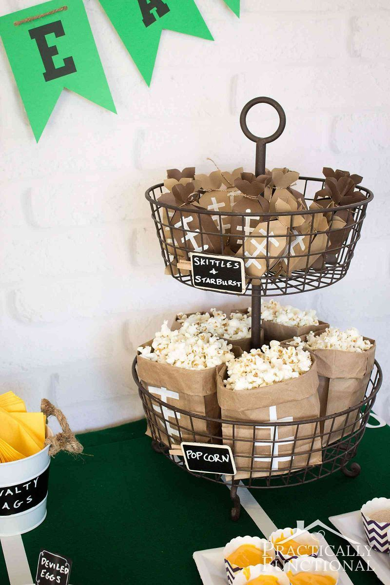 Football Party Ideas: Food, Decorations, & More!