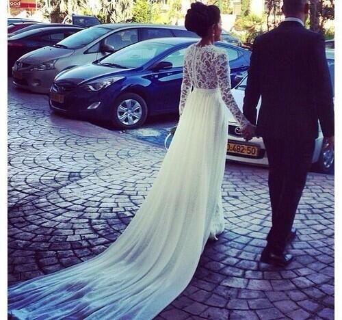 That's my dress!!!