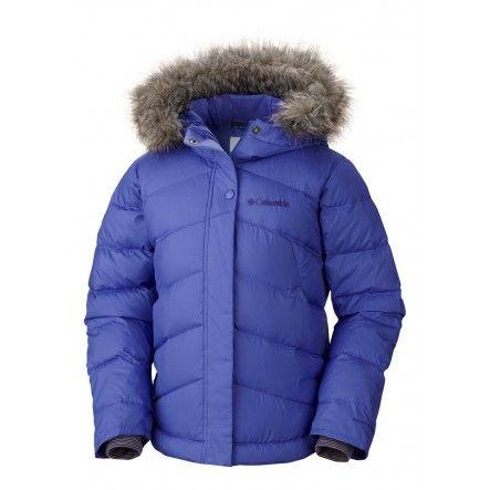 8ee7720963f Columbia Girls Alpine Glow Jacket (Purple Lotus) Girls (Ages 6-16) Kids  Everyday Jackets   Vests Street Wear