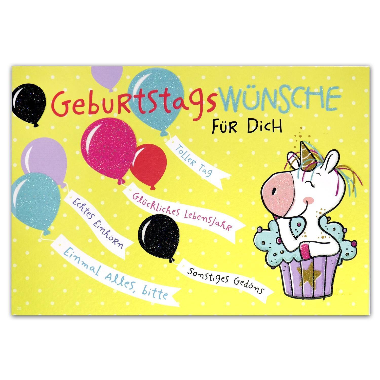 Postkarte Geburtstagswünsche Jetzt Online Kaufen