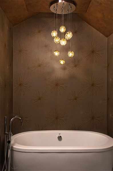 Above Bathtub Lighting Ideas For The Bathroom