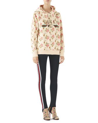 bc6a530c3d7 1290 Jersey+Stirrup+Leggings+with+Sylvie+Web+and+Matching+Items+by+Gucci +at+Neiman+Marcus.