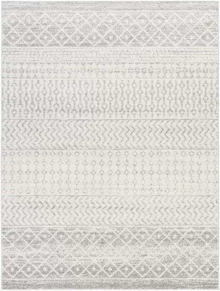 Union Rustic Kreutzer Geometric Gray White Area Rug Wayfair Grey Area Rug Area Rugs Rugs In Living Room