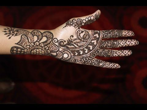 Mehndi Henna Designs S : 151 latest peacock bridal mehndi henna design excellent