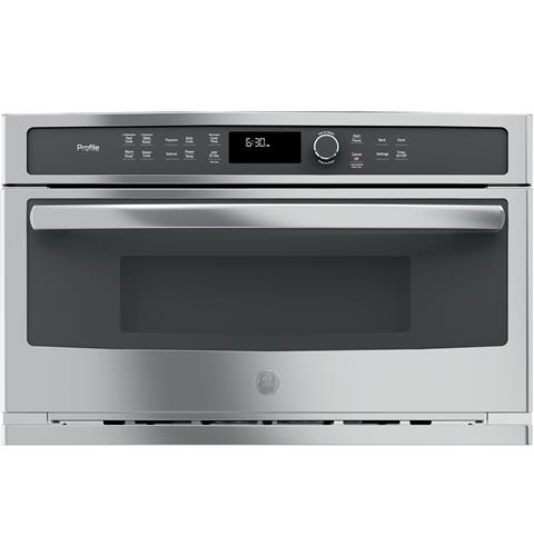 Ge Profile Built In Microwave Convection Oven Pwb7030slss Ge Appliances Built In Microwave Built In Microwave Oven Convection Oven