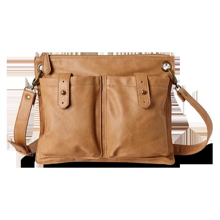 Leather bag Väska [Scandinavian design]