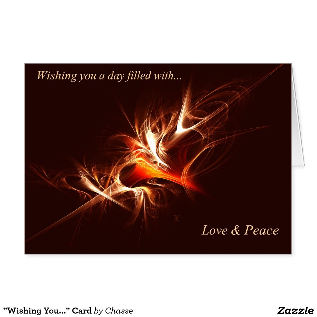 """Wishing You..."" Card"
