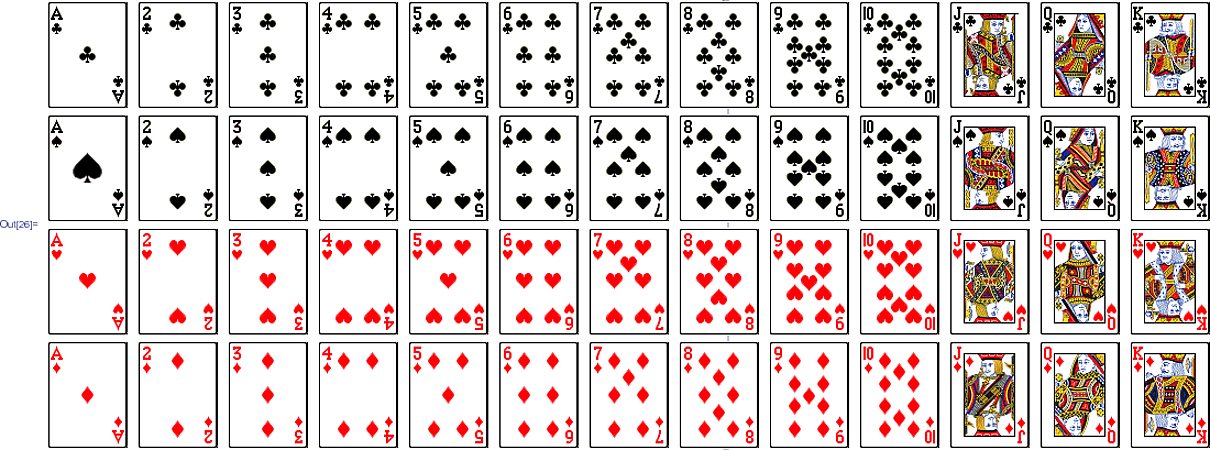 Standard 52 Deck Of Playing Cards Playing Cards Design Deck Of Cards Playing Card Deck