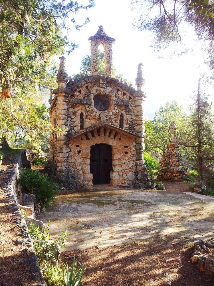 Die märchenhafte Kapelle von Mallorca #travelengland