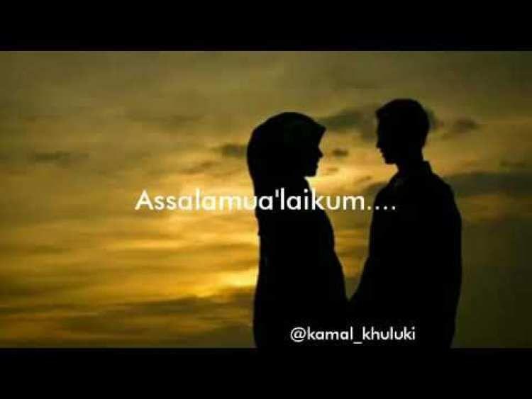 70 Gambar Romantis Cinta Bikin Baper Bergerak Islami Kartun Di