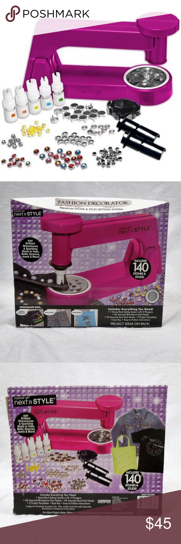New Fashion Decorator Kit Fashion Decorator Kit By Fashion Art Next