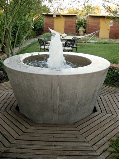 Fountain Phoenix Az Photo Gallery Landscaping Network Water Fountains Outdoor Concrete Fountains Modern Landscaping