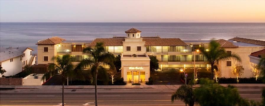 Luxury Oceanfront Hotel In Malibu Welcome To The Beach Inn On Carbon