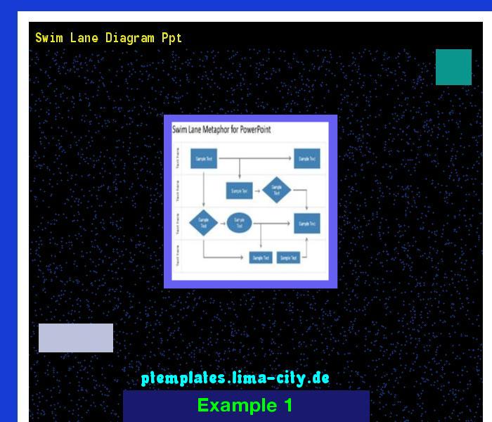 swim lane diagram ppt powerpoint templates 134833 the best image