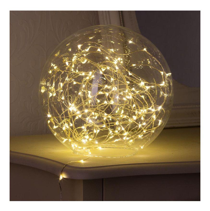 Feeric Christmas Guirlande Lumineuse D Interieur Copper 40 Led